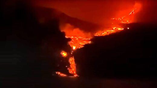 Volcán de La Palma: la lava ha arrasado más de un millar de edificaciones
