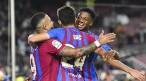 El Barça de Ansu Fati remonta al Valencia convierte el drama en una fiesta (3-1)