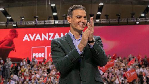 Plácido Congreso: Sánchez pacifica un PSOE que sueña con la reelección en 2023