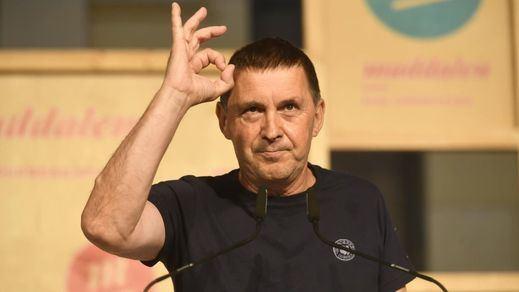 Las polémicas palabras de Otegi sobre la liberación de presos etarras horas después de disculparse con las víctimas