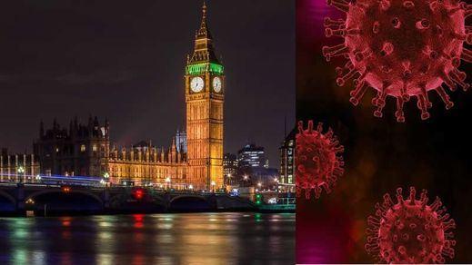 Reino Unido confirma la aparición de una nueva variante del coronavirus 'descendiente' de Delta