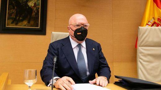 Villarejo reafirma en el Congreso que Rajoy 'estaba detrás' de la 'Operación Kitchen'