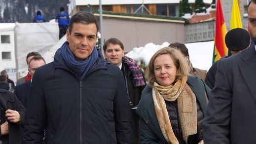 Sánchez respalda a Calviño y recuerda a Podemos que la reforma laboral implica a varios Ministerios