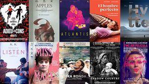 Las películas europeas preseleccionadas para los Premios Goya 2022