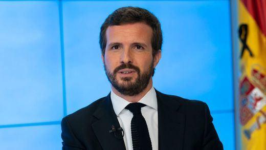 Casado, sobre la tensión en el Gobierno por la reforma laboral: 'Espero que dejen de pelearse, es dañino para los españoles'