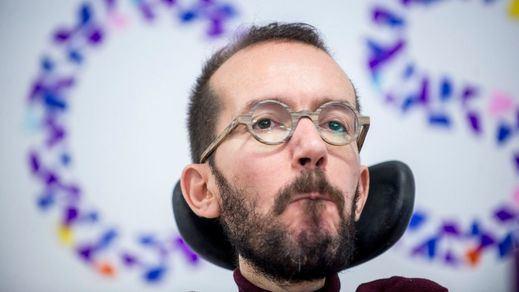 El Supremo inadmite la querella de Vox contra Pablo Echenique por su tuit sobre Pablo Hasel