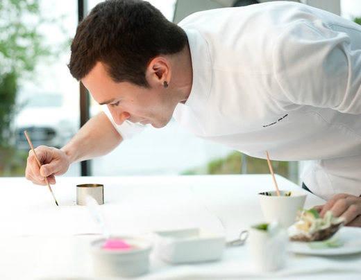 Entrevista a Eneko Atxa, cocinero tres estrellas Michelín: