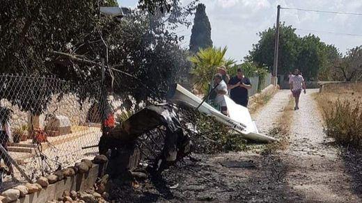 7 fallecidos en el accidente de Mallorca tras el choque de un helicóptero y una avioneta
