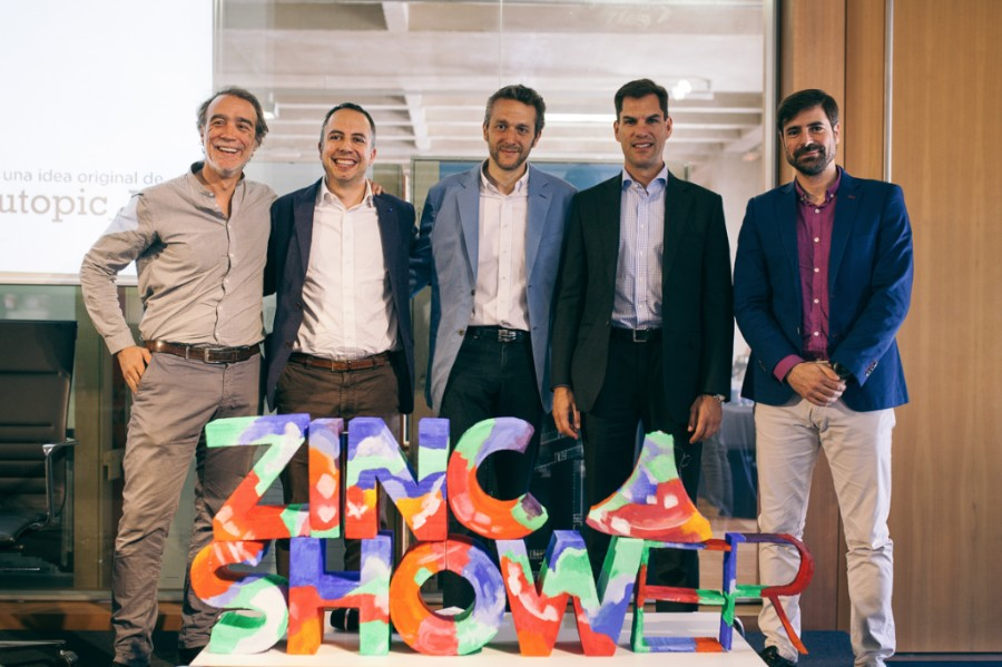 Zinc Shower celebra su cuarta edición en el Colegio Oficial de Arquitectos de Madrid el 19 y 20 de mayo