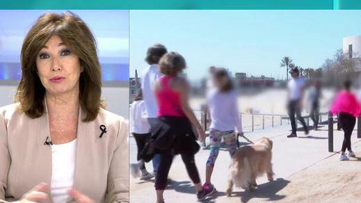 Ana Rosa Quintana responsabiliza al Gobierno de que se incumplieran las normas de los paseos de niños