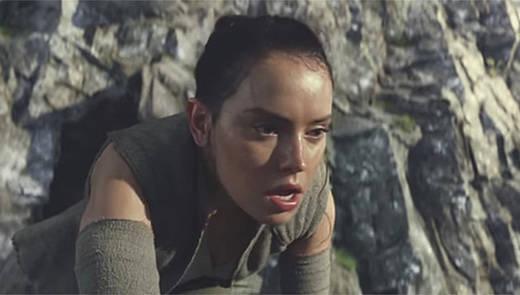Sigue arrasando el tráiler de 'Star Wars VIII: Los Últimos Jedi'