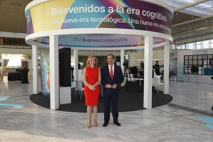 Marta Martínez y Gonzalo Gortázar