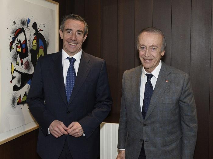 Juan Alcaraz y Miguel Ángel Torres