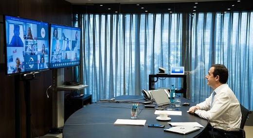 Gonzalo Gortázar inaugura la Comunidad Mujer Empresaria CaixaBank