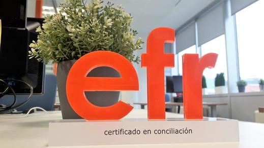 CaixaBank, primera entidad financiera española en conseguir el nivel de Excelencia A en la certificación efr