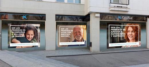 CaixaBank lanza su primera campaña institucional como banco líder del sector financiero español