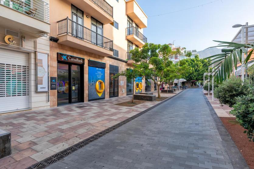 Oficina Store CaixaBank en Los Llanos de Aridane, en la isla de La Palma