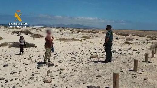 Paseando por la playa en plena cuarentena: los últimos sancionados más inconscientes