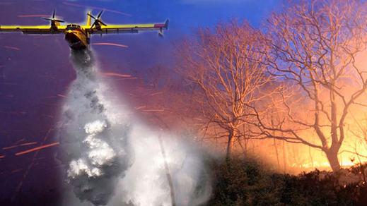 Cantabria, en alerta por decenas de incendios, la mayoría provocados