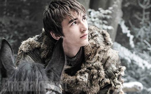 'Juego de Tronos': el maduro regreso del ex-niño Bran Stark