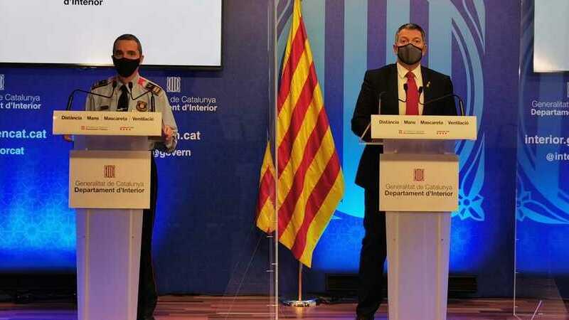 Cataluña confina las comarcas de La Cerdanya y el Ripollès por su alta incidencia acumulada