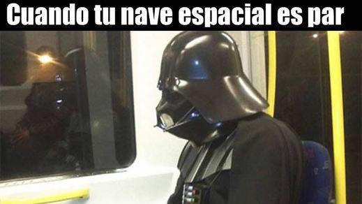Las restricciones de tráfico en Madrid desencadenan el mejor humor en la Red