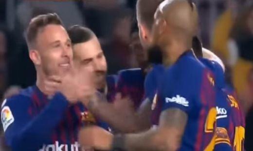 Barcelona se mantiene como firme candidato a revalidar el título de liga y Copa del Rey