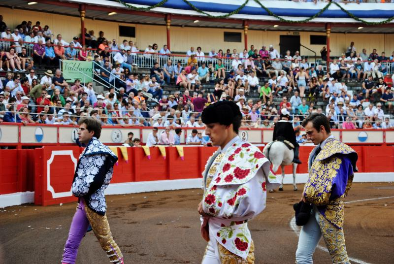 José Fernando Molina, Puerta Grande en una gran novillada de Zacarías Moreno
