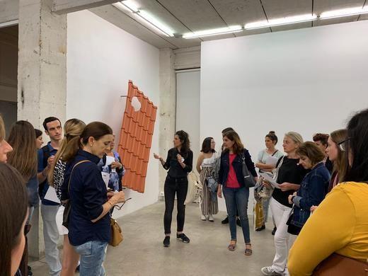La Fundación ARCO propone de nuevo sus visitas guiadas por diferentes ciudades