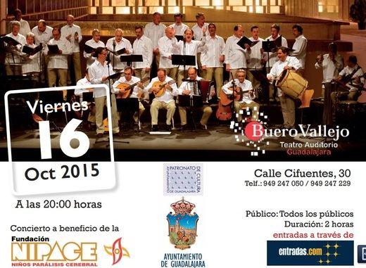 'A Contraluz' ofrece un concierto en Guadalajara a beneficio de Nipace