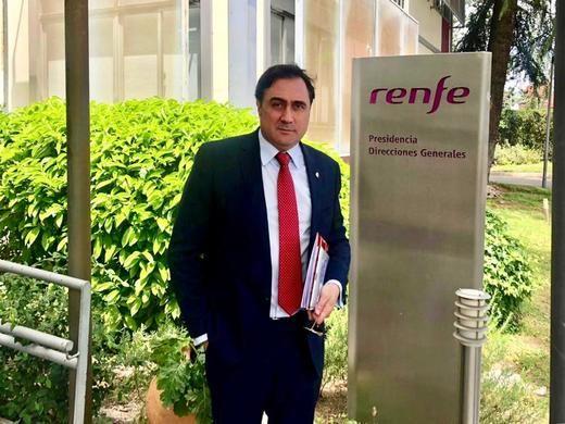 Cuenca y Renfe firman un convenio para la promoción turística de la ciudad y del transporte por ferrocarril