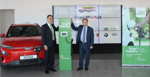 Iberdrola impulsa la movilidad sostenible con Grupo Montalt