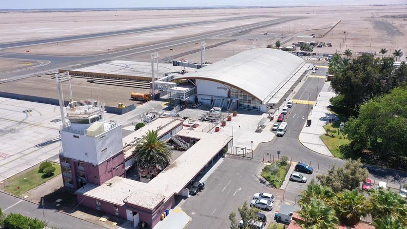 Sacyr Concesiones cierra con éxito la financiación del Aeropuerto de Arica (Chile)