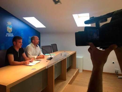 Ciudadanos quiere investigar el contrato del agua de Guadalajara para conocer toda la documentación sobre la que se basaron