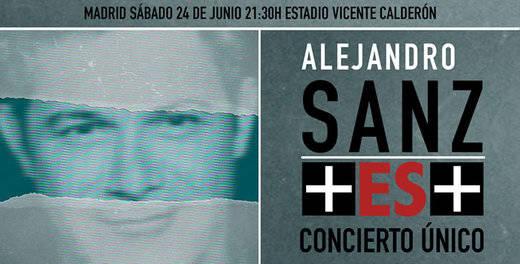 El Corte Inglés viste de sus marcas a los 19 músicos del concierto 'Más es más' de Alejandro Sanz