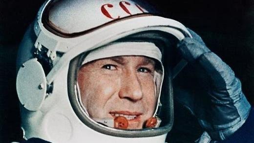 Fallece Alexéi Leónov, primer humano en hacer un paseo espacial