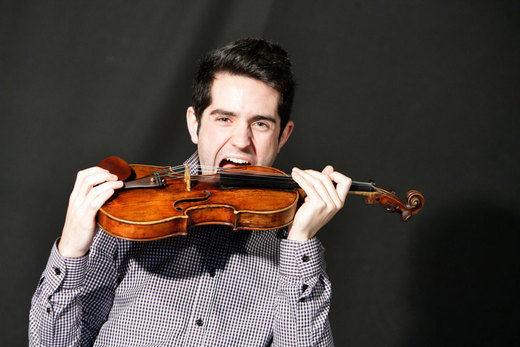 Concierto del toledano Alfonso Aldeanueva en el marco del Festival de Música El Greco