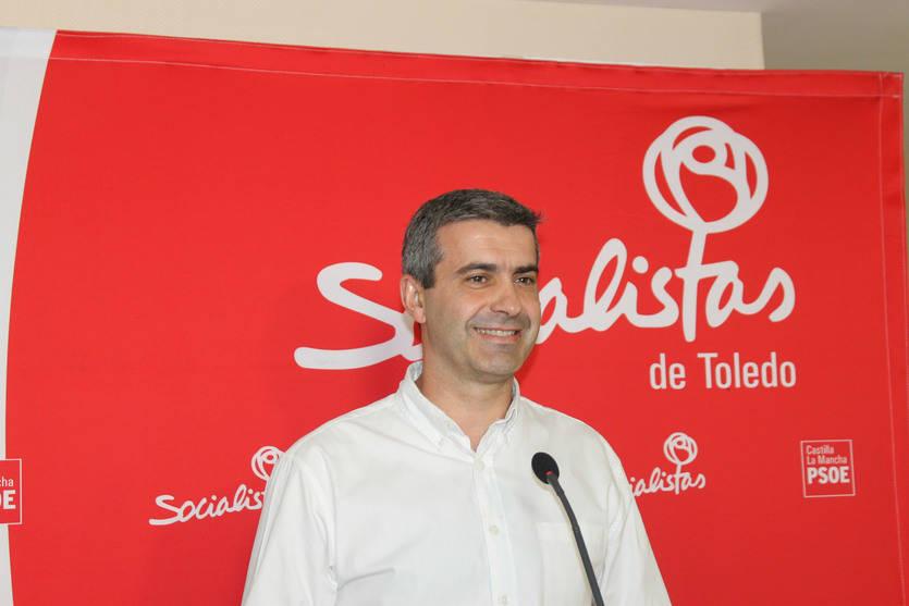El PSOE ofrecerá a C's y Ganemos un pacto para gobernar la Diputación de Toledo