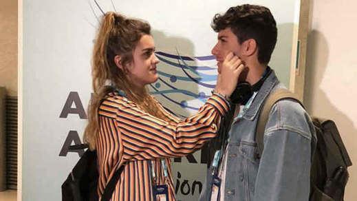 Eurovisión 2018: Amaia y Alfred ya están en Lisboa
