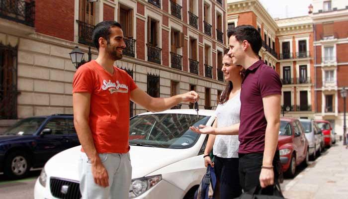 Amovens ofrece tres posibilidades de movilidad colaborativa