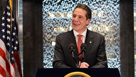 El gobernador de Nueva York, Andrew Cuomo, acabado políticamente tras las acusaciones de acoso sexual