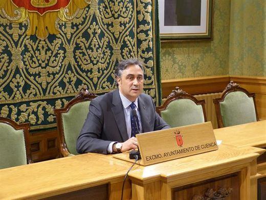 El Ayuntamiento de Cuenca tendrá seis áreas de gobierno y todas con un teniente-alcalde