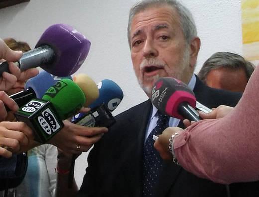 ...Y Antonio Beteta le prepara el camino al asegurar que en la región