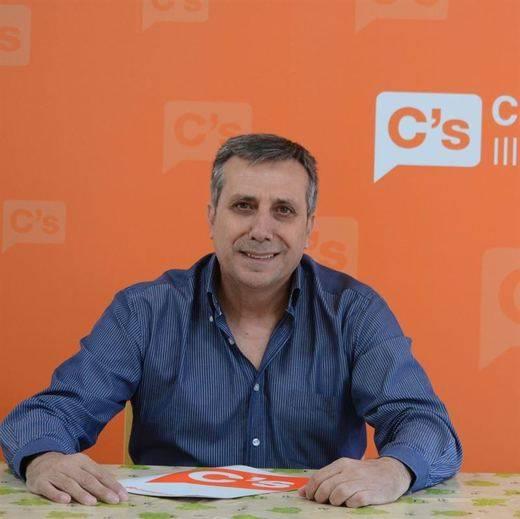 Antonio López no irá en las listas de Ciudadanos Castilla-La Mancha a las Elecciones Generales