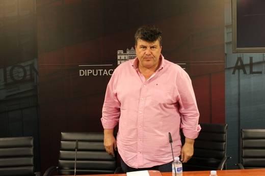 Antonio Serrano ejercerá como portavoz del PP en la Diputación de Albacete