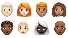 Los nuevos emoticonos para los terminales de Apple