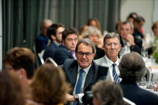 Artur Mas: quieren 'cargarse el estado de Derecho'