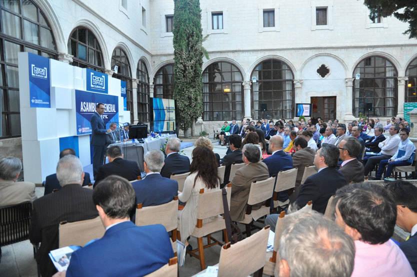 CEOE-Cepyme Cuenca aprueba unos presupuestos de 1,5 millones