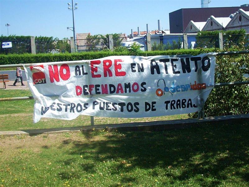 Establecidos los servicios mínimos en Atento por la huelga a partir del 22 de julio
