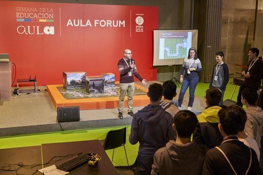 AULA 2020 programa una amplia agenda de actividades